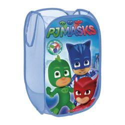 Skládací koš na hračky PJ Masks Greg / Connor / Amaya