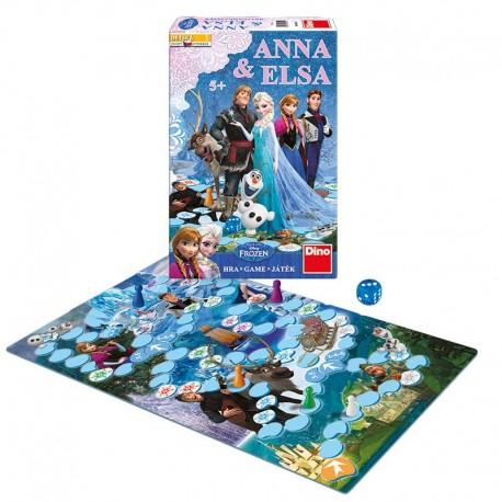 hra Anna & Elsa FROZEN-Ledové království