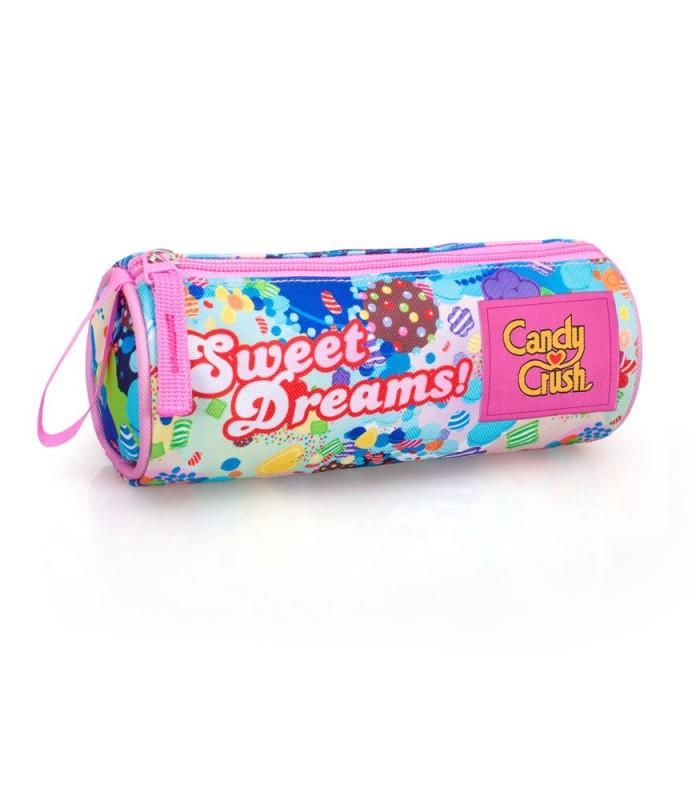 Penál / pouzdro ovalné Candy Crush / Sweet Dreams