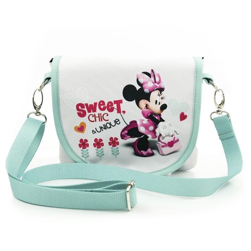 Dívčí kabelka na jedno rameno Minnie Mouse