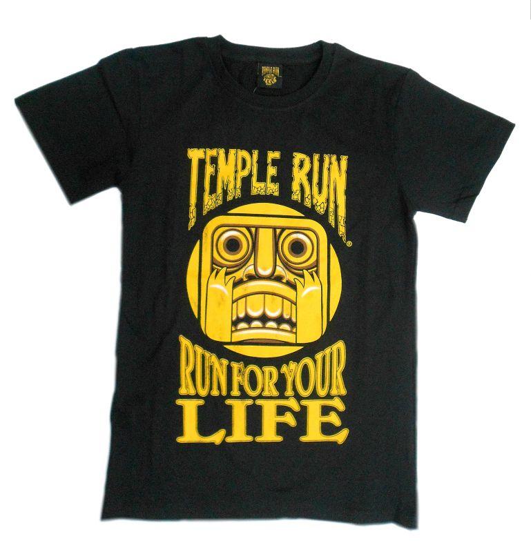 Chlapecké tričko s krátkým rukávem černé velikost 9 / 10 let