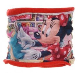 Dívčí zimní nákrčník Minnie Mouse / Švadlenka / vecizfilmu