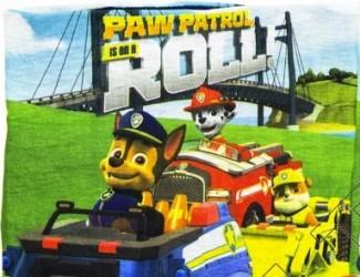 Dětský oteplený nákrčník Paw Patrol / Tlapková Patrola Marshall / Rubble / Zuma / Rocky / Chase / vecizfilmu