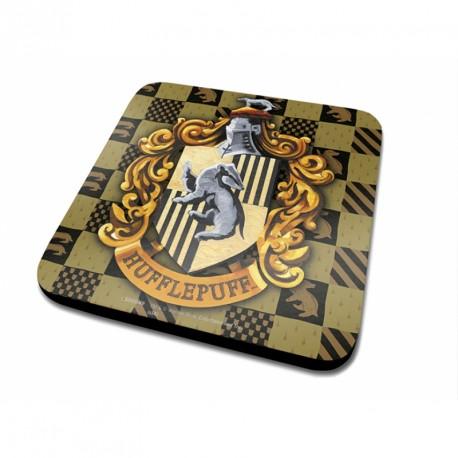 Podtácek Harry Potter / Hufflepuff Crest 10 x 10 cm