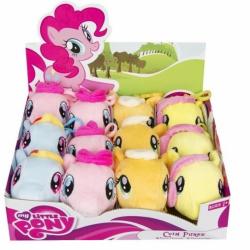 Plyšová peněženka na drobné s karabinkou / přívěšek na klíče My Little Pony 8 x 9 cm / vecizfilmu