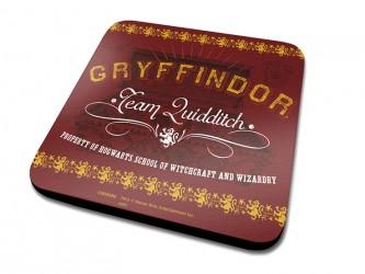 Podtácek Harry Potter / Team Quidditch 10 x 10 cm