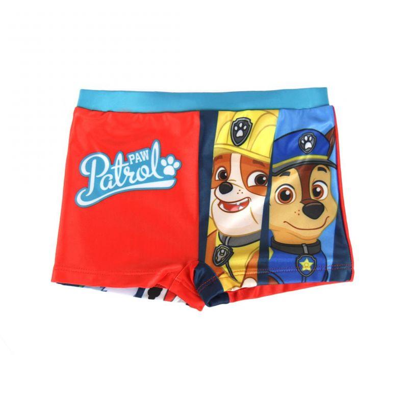 Chlapecké plavky Paw Patrol / Tlapková Patrola 2 - 6 let  Rubble / Chase / Rocky / Marshall
