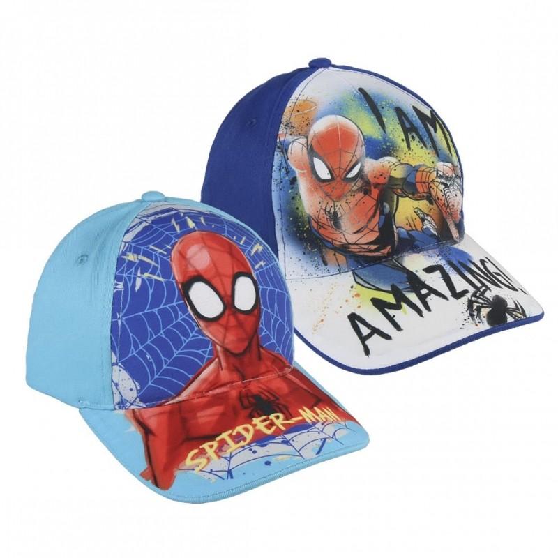 Kšiltovka Spiderman / velikost 53 cm / vecizfilmu