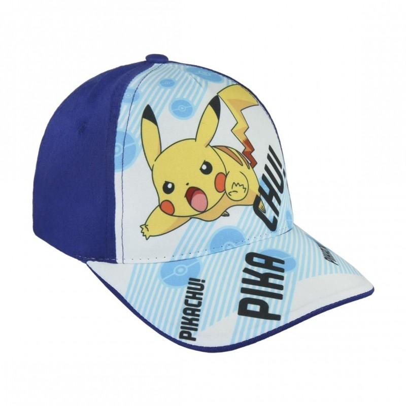 Dětská kšiltovka Pokémon Pikachu velikost 53 cm růžová   modrá 2d1bba10b8