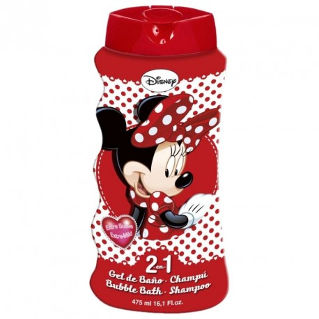 Šampon a pěna do koupele Minnie Mouse / vecizfilmu