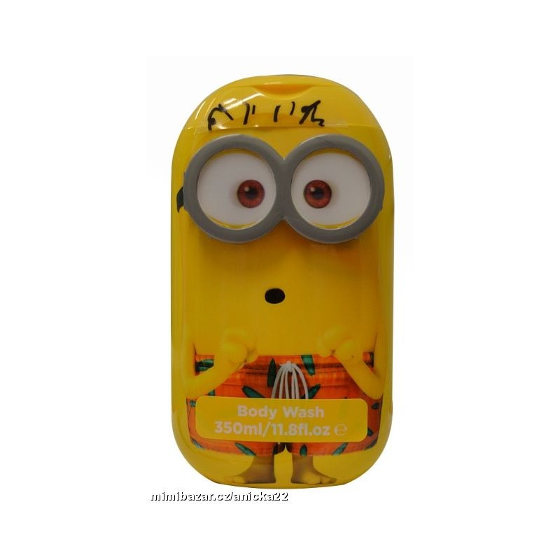 Minions Body Wash / Mimoni Sprchový Gel