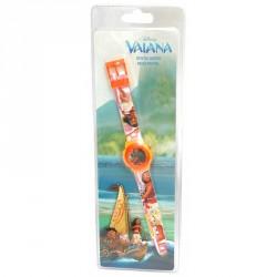 Dívčí digitální hodinky Vaiana