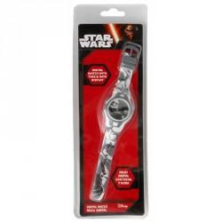 Digitální hodinky Star Wars / Šedé