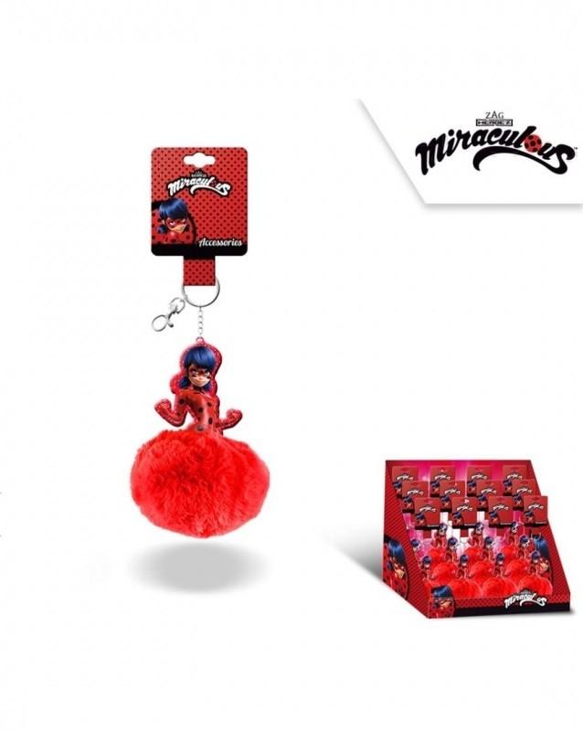 Klíčenka / Přívěsek Miraculous Ladybug