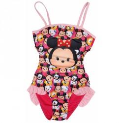 Dívčí dvojdílné plavky Tsum Tsum velikost 4 - 10 let / vecizfilmu
