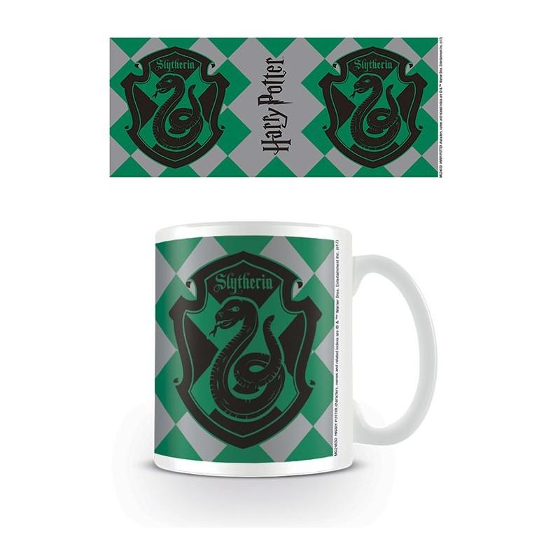 Keramický hrnek Harry Potter / Slytherin 315ml