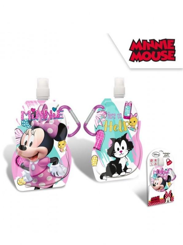 Láhev na vodu s karabinou Minnie Mouse