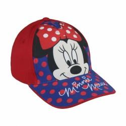 Dívčí kšiltovka s Myškou Minnie / Minnie Mouse velikost 51 cm