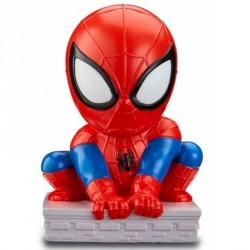 Noční lampička s baterkou Spiderman