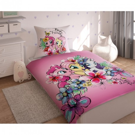 d tsk povle en my little pony 70 x 80 cm a 160 x 200 cm. Black Bedroom Furniture Sets. Home Design Ideas
