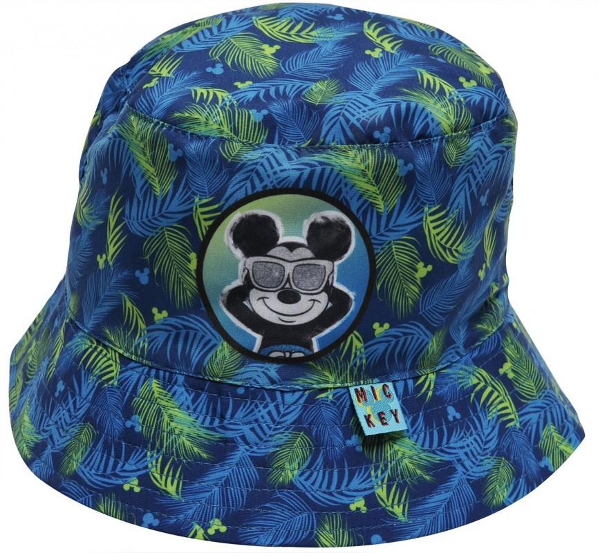 Letní dětský klobouček s Myšákem Mickey / Mickey Mouse velikost 50 a 52 cm