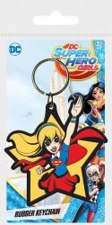 Klíčenka / Přívěsek Super Hero Girls / vecizfilmu
