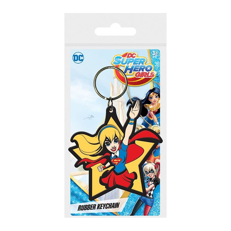 Klíčenka   Přívěsek Super Hero Girls   vecizfilmu 093ed1dc0d