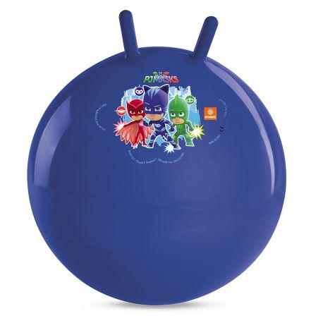 Skákací balón s úchyty PJ Masks Greg / Amaya / Connor / vecizfilmu