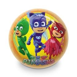 Míč PJ Masks 23 cm Greg / Amaya / Connor / vecizfilmu