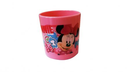 Plastový hrnek Minnie Mouse / růžový 230 ml / vecizfilmu