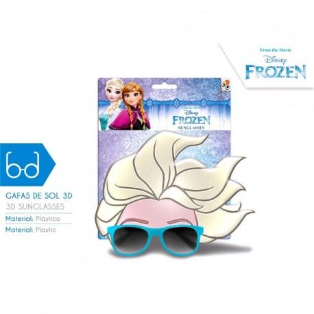 Sluneční brýle Frozen 3D / vecizfilmu