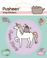 Nálepky Pusheen / Mythical