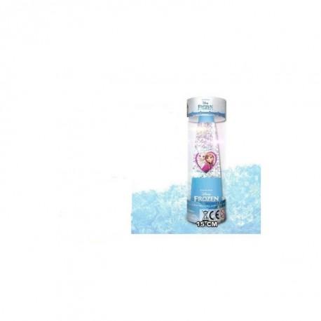 LED LAMPIČKA MĚNÍCÍ BARVY SE TŘPYTKAMI 18 CM / Frozen / Ledové Království / vecizfilmu