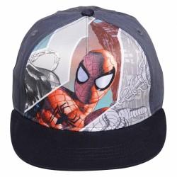 Kšiltovka Spiderman šedá 54 / 56 cm