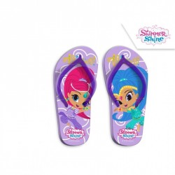 Žabky Shimmer and Shine / Black Friday