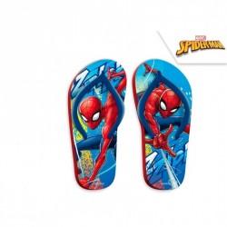 Letní chlapecké žabky s pavoučím mužem Spidermanem velikost 29 - 36 / vecizfilmu