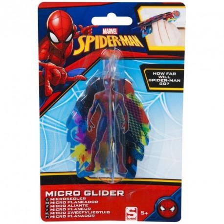 Mikro kluzák postavičky Spiderman / 2 x 18,6 x 12 cm / veci z filmu