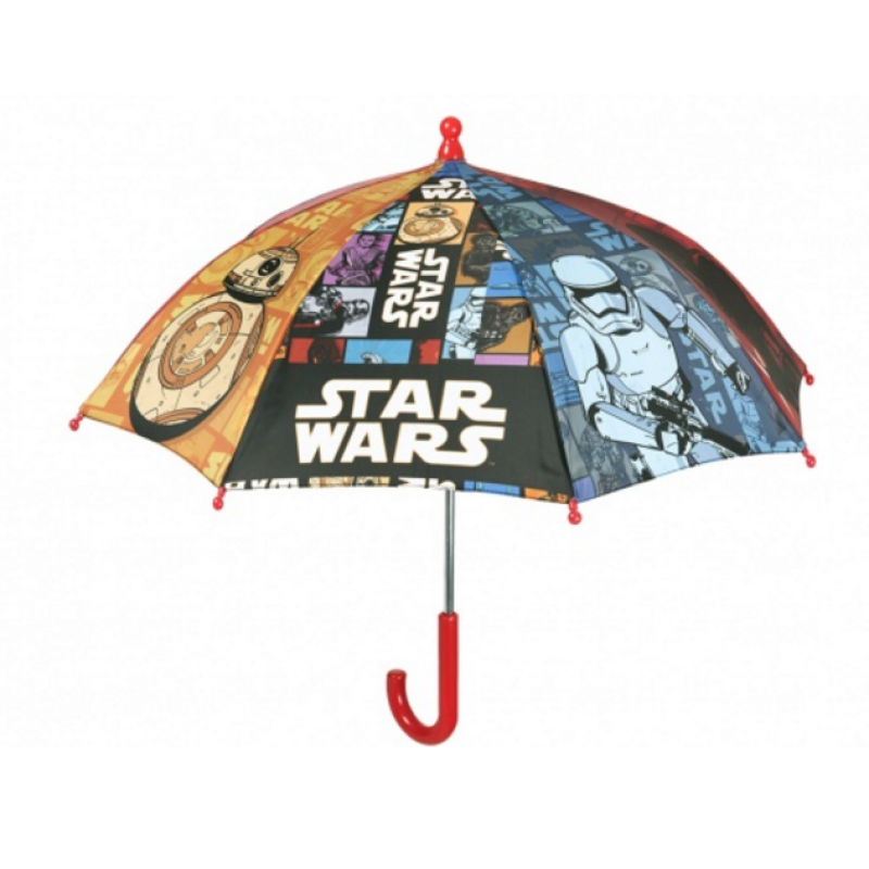 Dětský manuální deštník Star Wars Darth Vader / Stormtrooper