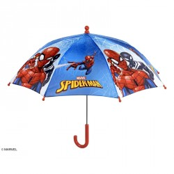 Manuální deštník Spiderman