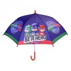 Manuální deštník PJ Masks Greg / Amaya / Connor  / vecizfilmu