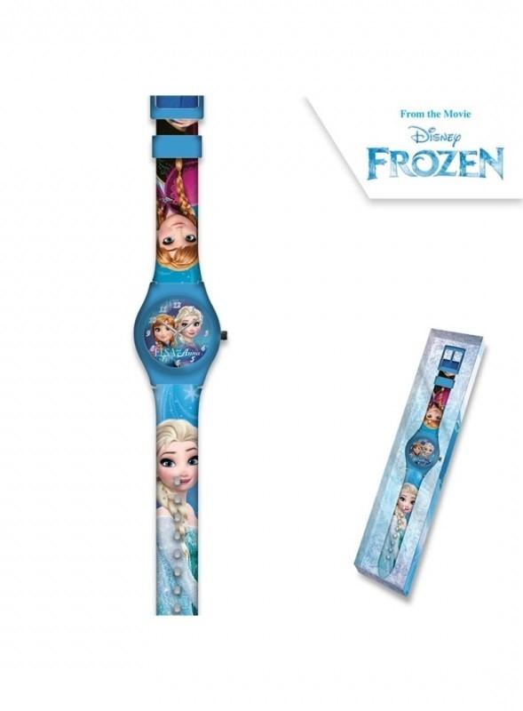 Analogové hodinky Frozen / Ledové království / veci z filmu
