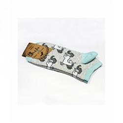 Dámské kotníkové ponožky / uni / Jednorožec / Unicorn / veci z filmu