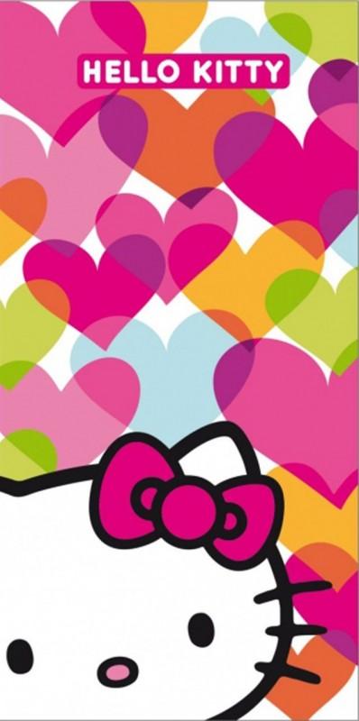 Dětská osuška Hello Kitty Mimi Love 75/150