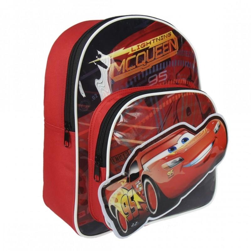 23564b5562d Dětský 3D batoh Cars   23 x 30