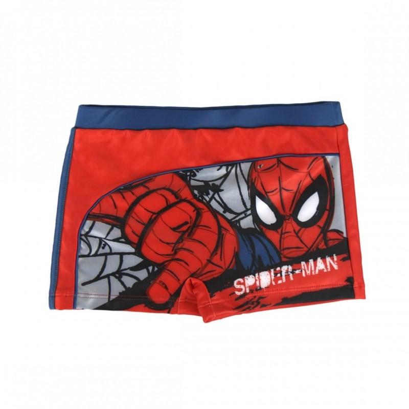 Chlapecké plavky s Pavoučím mužem Spidermanem 2 - 6 let / vecizfilmu