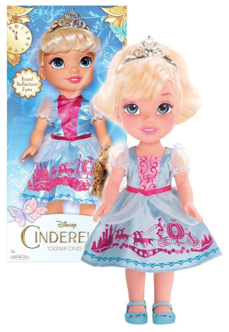 panenka Disney princezna Popelka, 36 cm