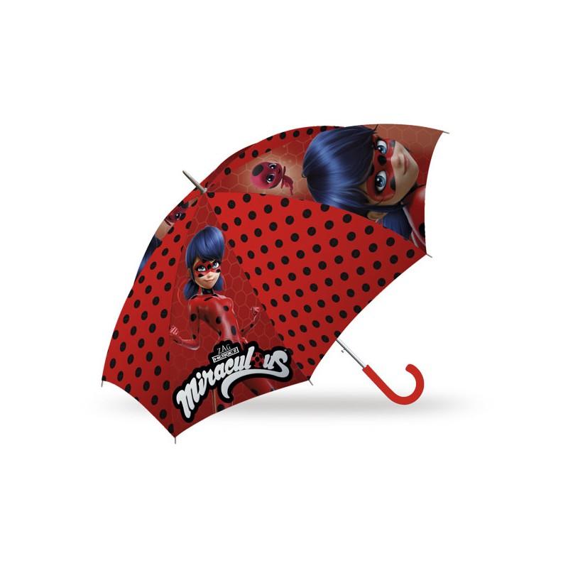 Manuální deštník Miraculous ladybug / Zázračná beruška