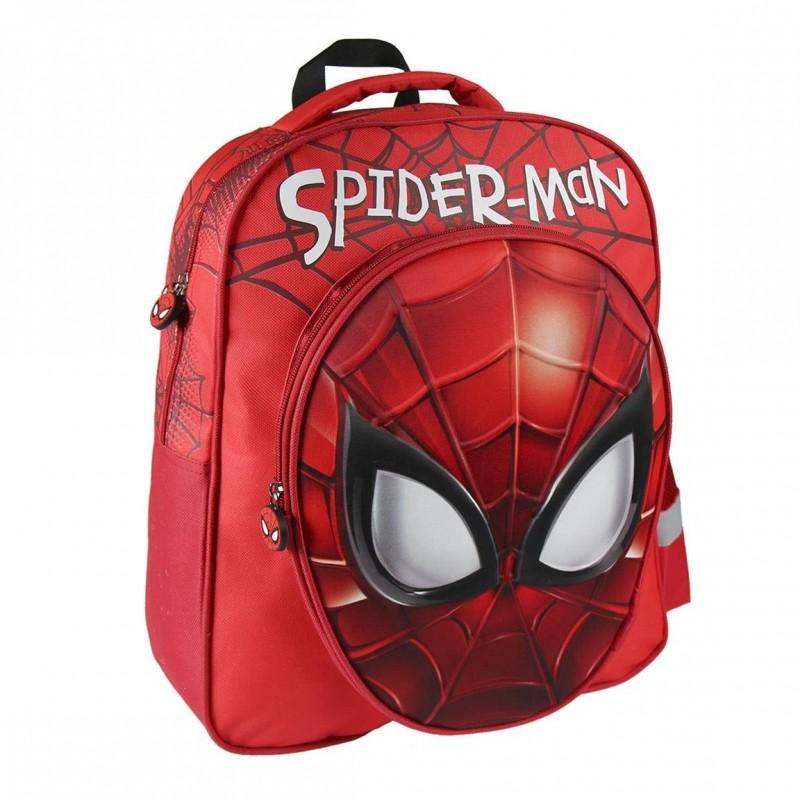 3D chlapecký batoh s Pavoučím mužem Spidermanem 31 x 41 x 13 cm