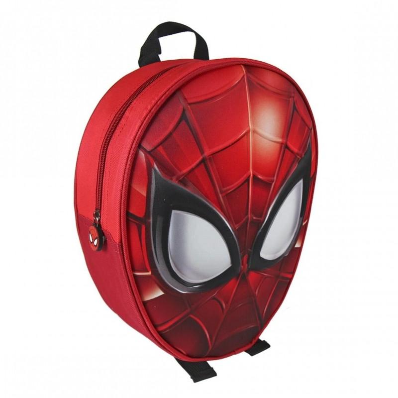 3D chlapecký batoh s Pavoučím mužem Spidermanem 25 x 31 x 10 cm