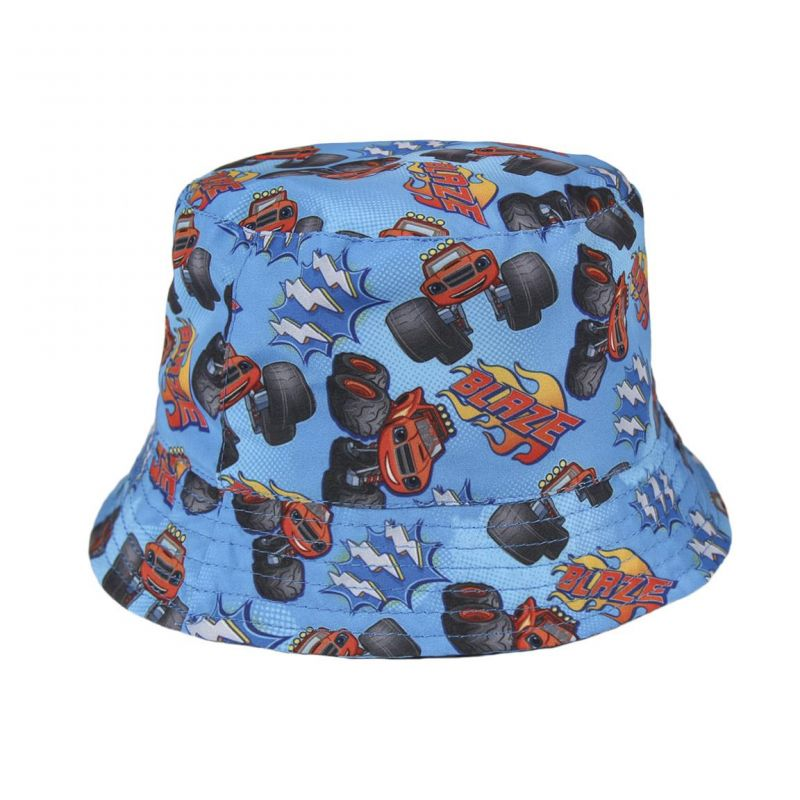 Chlapecký letní klobouček Blaze and The Monster Machines velikost 50 / 52 cm